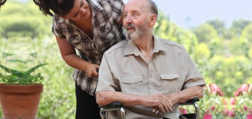 Pflege zu Hause für Behinderungen