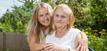 24 Stunden Seniorenpflege